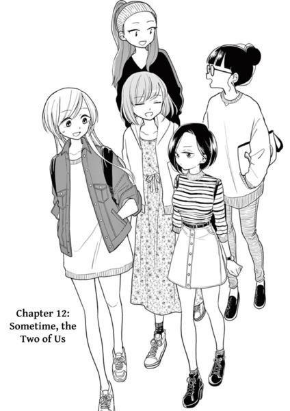 Hana ni Arashi ch12