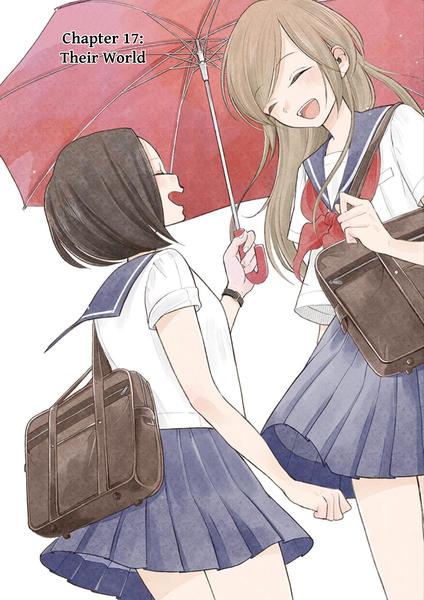 Hana ni Arashi ch17