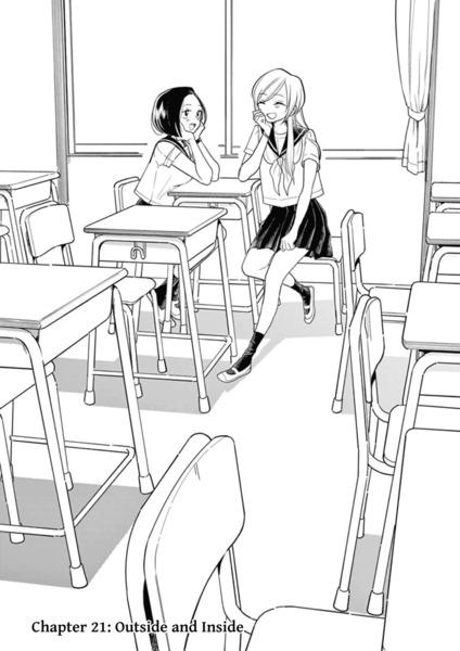 Hana ni Arashi ch21