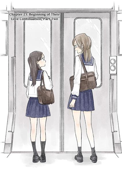 Hana ni Arashi ch23