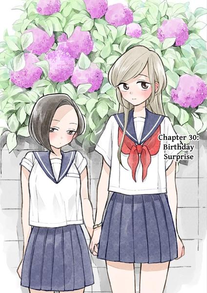 Hana ni Arashi ch30