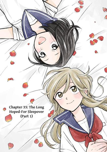 Hana ni Arashi ch33