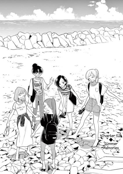 Hana ni Arashi ch52