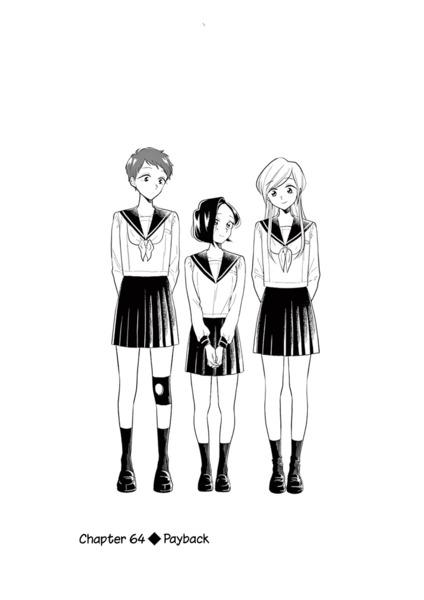 Hana ni Arashi ch64