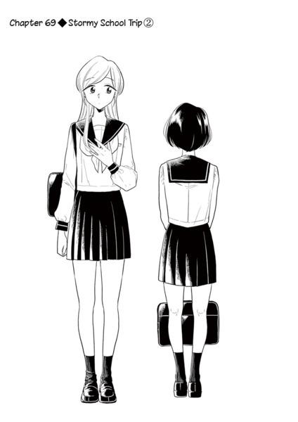 Hana ni Arashi ch69