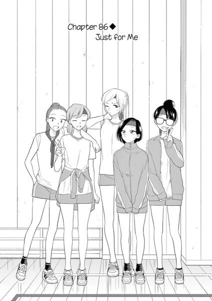 Hana ni Arashi ch86