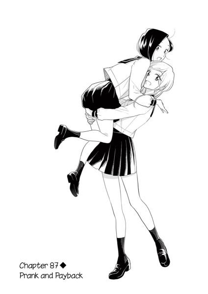 Hana ni Arashi ch87