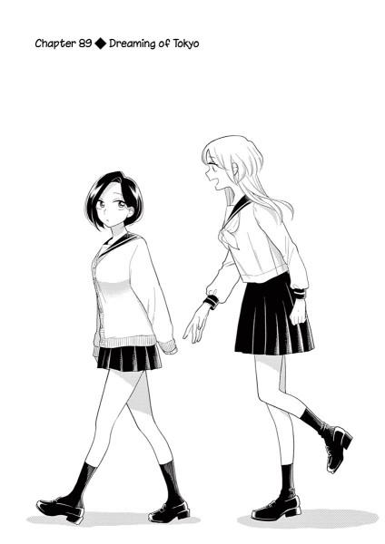 Hana ni Arashi ch89